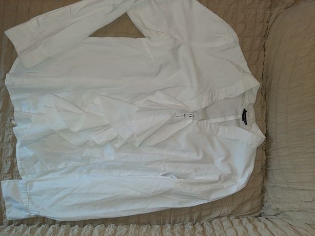 Блуза школьная для старших девочек