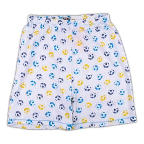 Ново мъжко долнище - къси панталони пижама бельо шорти