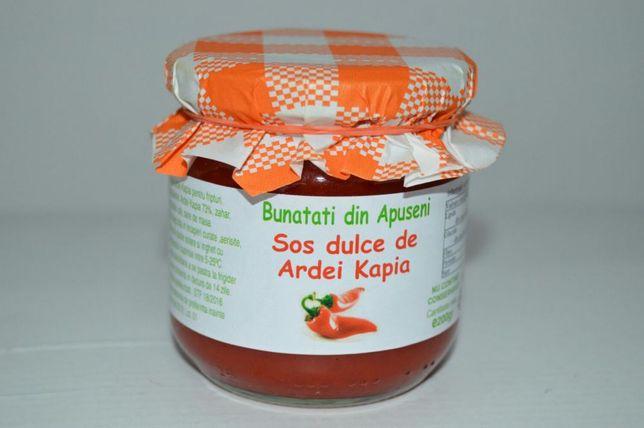 Sos dulce de ardei Kapia