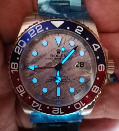 Rolex GMT Master II 2 40 mm Automatic, Safir, Ceramic