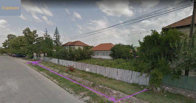Vand casa cu teren in jud.Valcea (Copaceni)