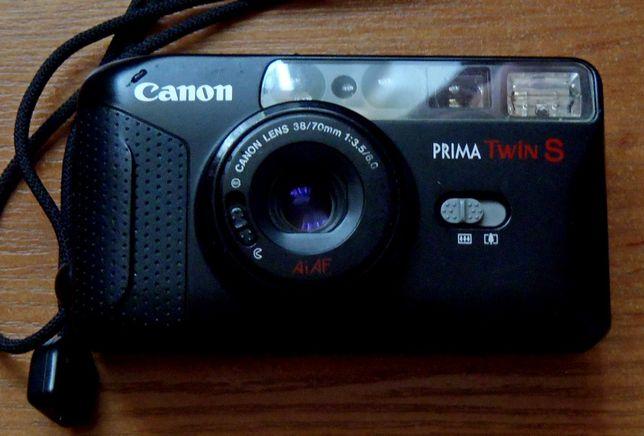 пленочный CanonPRIMA TwinS - получше чем Олимпус Mju:II