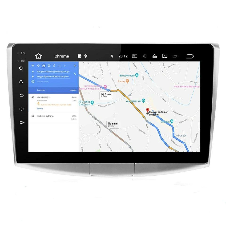 Navigatie VW Carpad,android transport+verificare colet