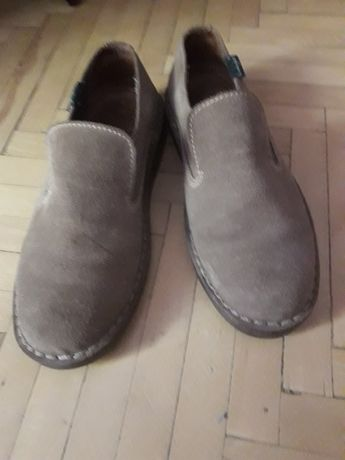 Pantofi bărbați de piele intoarsa