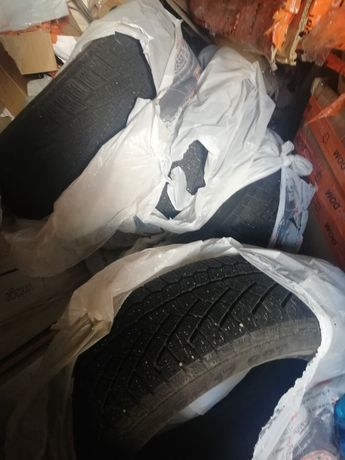 Продам бу шины в хорошем состоянии