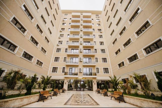 Apartament cu 3 Camere 2 bai Solid Residence Mamaia Regim Hotelier