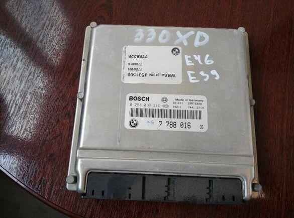 Компютър мотор BMW E46 330d E39 530d