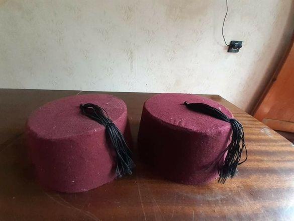 Сувенири - шапки