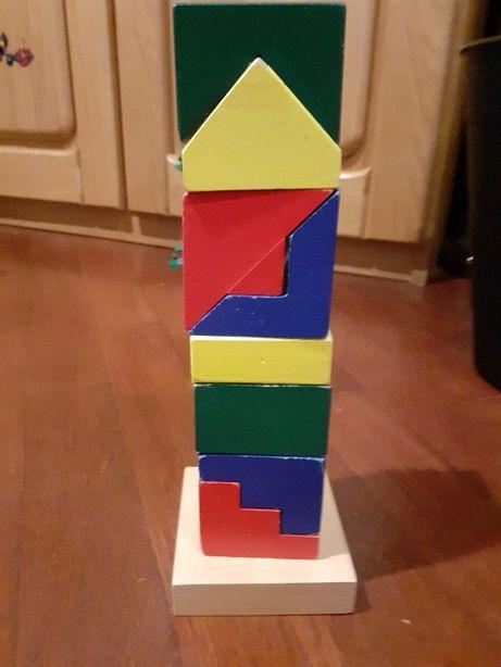 turn lemn puzzle forme