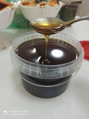 Мед из свежий июльский, натуральный 100 гарантия