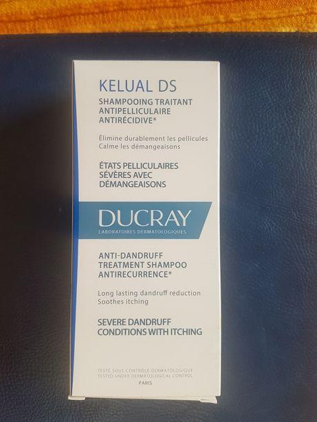 Șampon tratament Kelual DS Ducray
