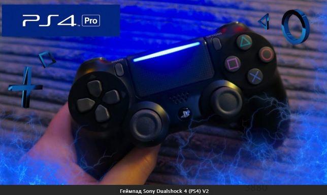 Геймпады на плейстейшен Дуалшок 4 джостик джойстик на PS4 Алматы