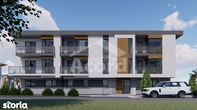 Apart 1 camera, bloc nou, Platou Galata, la strada