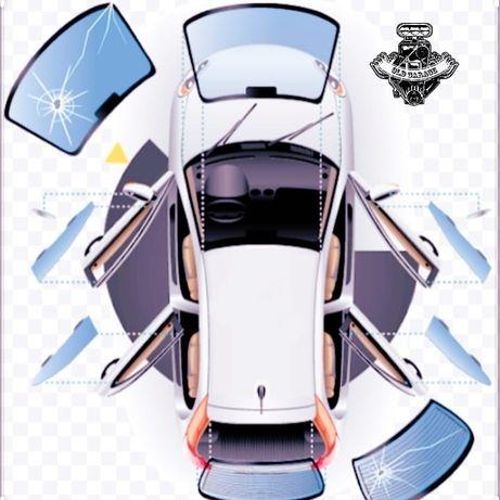 АВТОСТЕКЛА установка и тонировка автостёкол, ремонт сколов и трещин