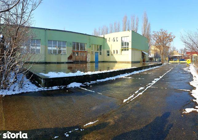 Hala cu pod rulant in zona Vlaicu