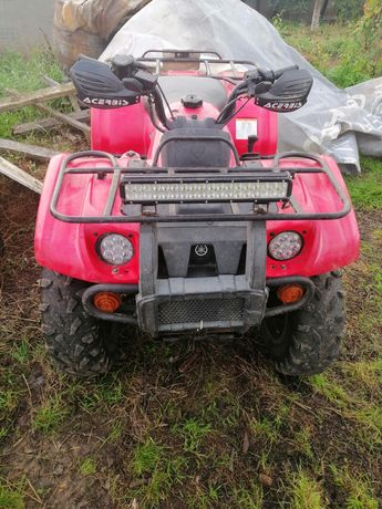 Atv yamaha kodiak 450