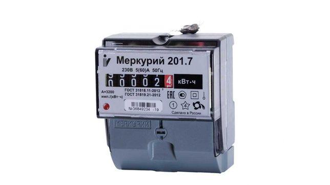 Счетчики электроэнергии SAIMAN, МЕРКУРИЙ