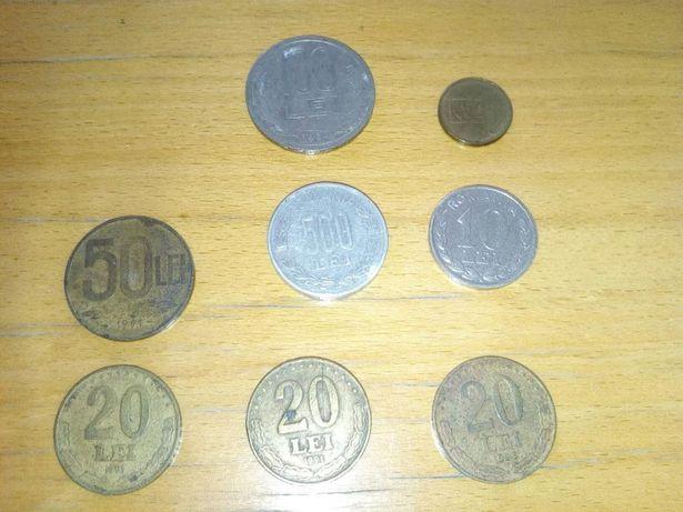 Vand sau schimb monede 1991