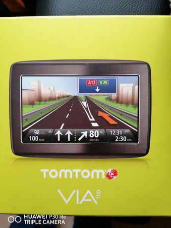 GPS tomtom via 110