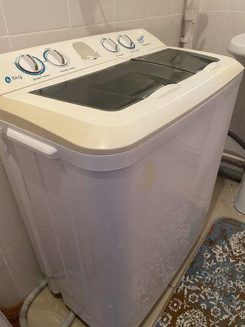 Продам стиральную машину полуавтомат. Самовывоз. В рабоч
