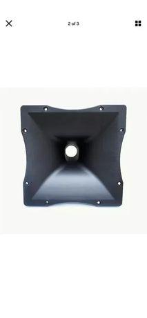 Hornuri din abs ( tip RCF HF96 ) drivere inalte, goarna, tweeter boxa
