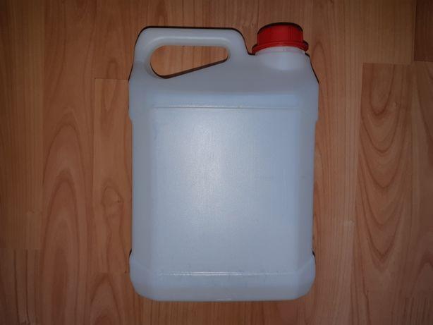 Bidon plastic 4 litri