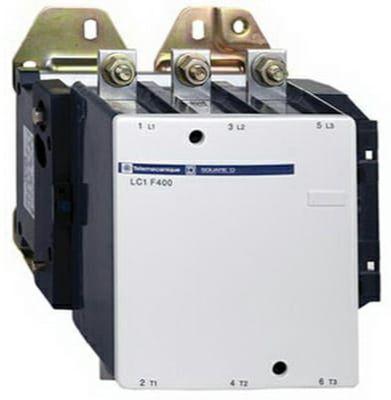 Contactor Schneider LC1F400A 220 KW