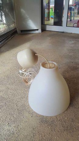 Аплици и висящи лампи