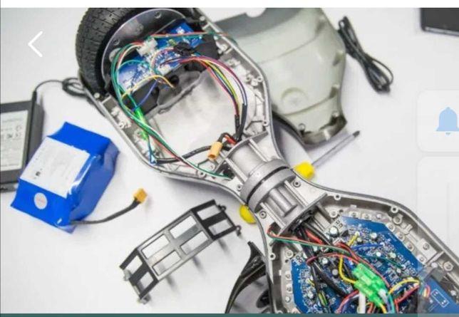 Piese de schimb hoverboard asistență reparatii