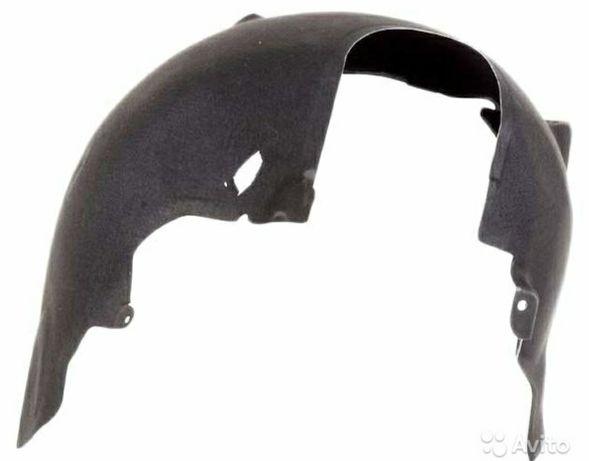 Подкрылки задние на W221,S350,S450,S500,S600,S65amg
