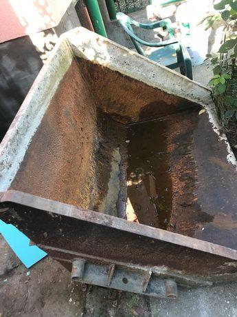 Cupa vola excavator incarcator