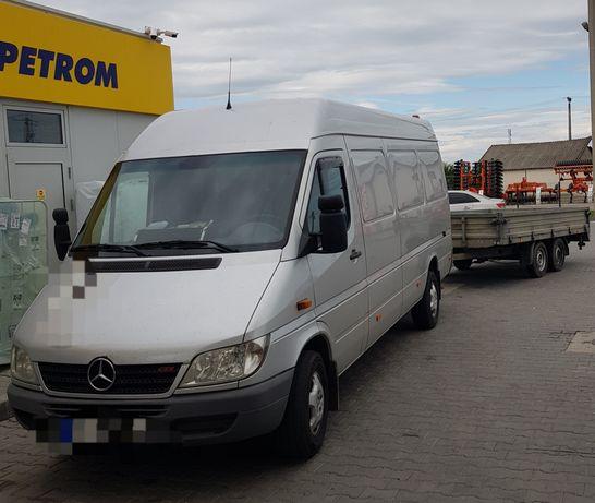 Transport Marfa Orice Fel De Marfa Mercedes Sprinter-3,5T