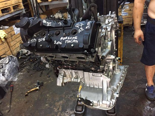 Motor CTB 3.0 tdi Porsche macan 2015