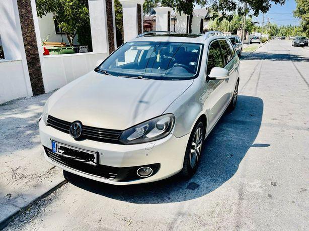 Volkswagen golf 6 combi