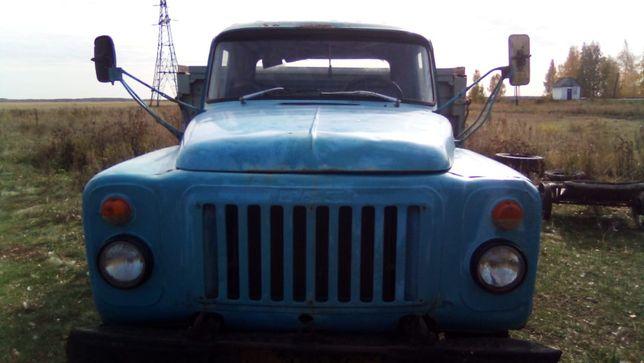 Продам ГАЗ-53 самосвал