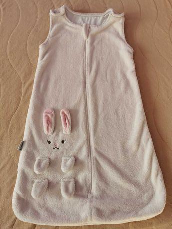 Kikkaboo Спален чувал полар Bunny 6-18 месеца