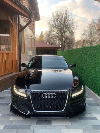 Audi A5 B8 Lip spoiler / лип спойлер за Ауди А5 Б8