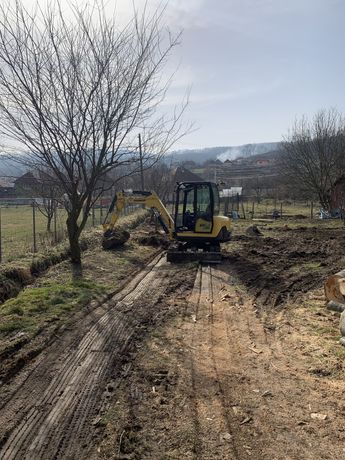 Sapaturi excavator 3 tone
