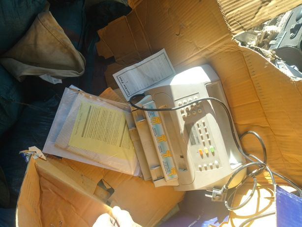 новый  и микатор факс