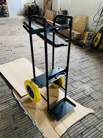 Производство на колички зазаваръчни апарати