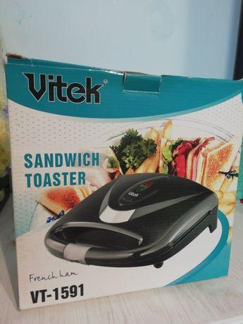 Продам новую сэндвич тостер Vitek VT 1591 с.Косшы