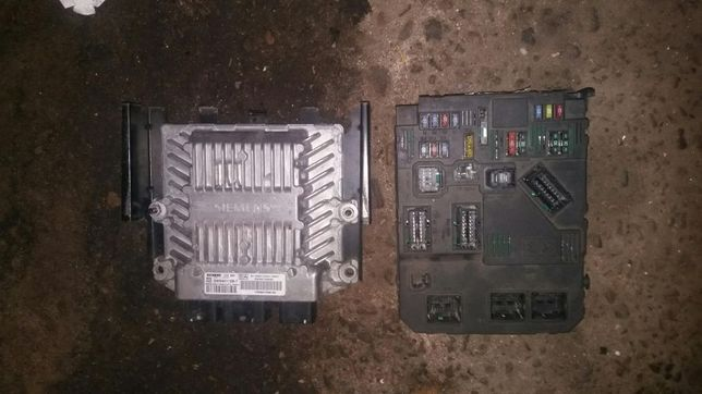 Kit pornire Siemens Citroen C3 1.4 HDi an 2005 50 KW 68 cp 8HX