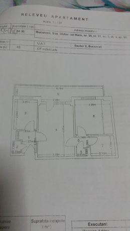 Vanzare apartament Stefan cel Mare 35 ( obor )