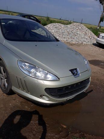 Dezmembram Peugeot 407 Coupe 2.0Hdi136 CP Injecție Delphi.Cod motorRHR