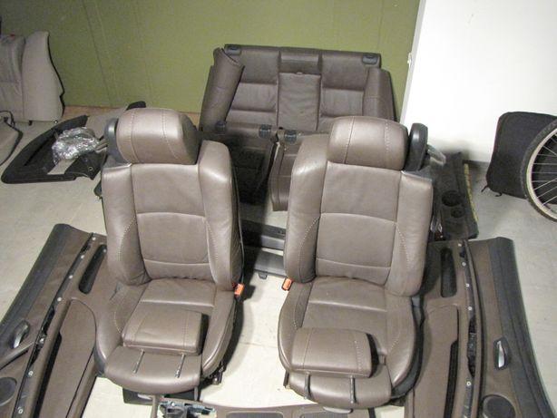 Vand interior piele INDIVIDUAL cabrio Bmw E93