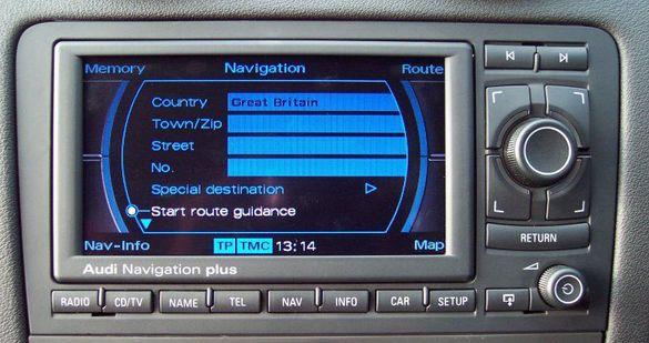 Bluetooth с Микрофон aux адаптер за Audi A3, A4, A6, A8, R8, TT,