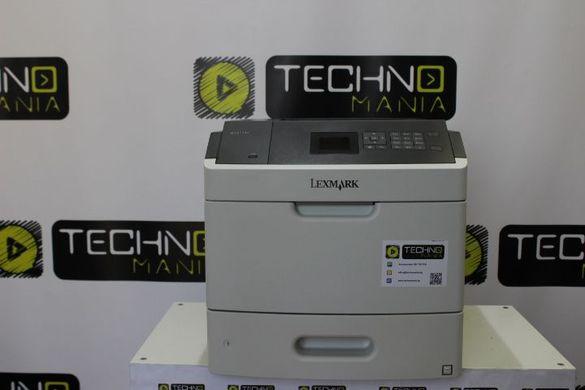 Реновиран/Лазерен принтер/Lexmark/MS811dn/принтер/printer