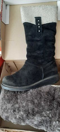 Детская зимння обувь