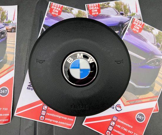 BMW airbag volan M rotund f10 f20 f01 f15 f16 f25 f30 airbag pasager