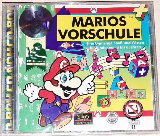 Супер Марио-нов диск